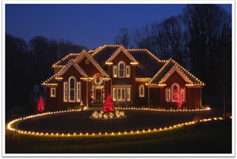 Christmas Lights Installation Services