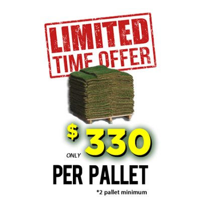 Limited Time Sod Offer